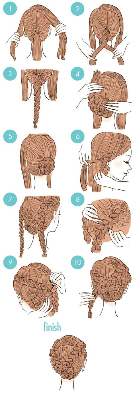 easy hairstyles do them these 20 cute hairstyles are so easy anyone can do them