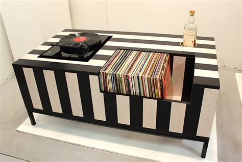 Record Player Tables by Interior Design Trends For 2015 From Architectural