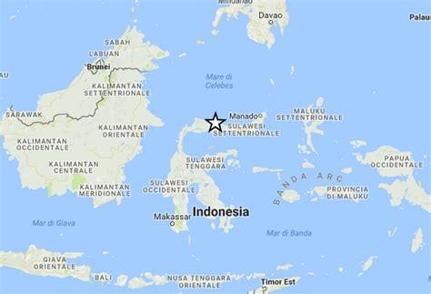 Best Mba In Indonesia by Violento Terremoto M 6 0 Nell Arcipelago Dell Indonesia