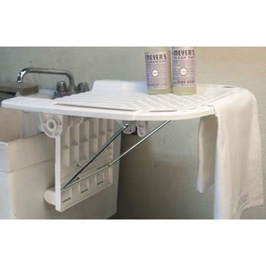 plastic utility sink with drainboard folding utility sink drainboard household helpers lehman s