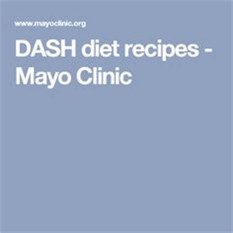 Detox Site Mayoclinic Org by Dash Diet Dash Diet Meal Plan And Diet On