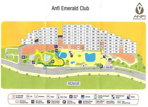 emerald resort map anfi emerald club anfi uk members club