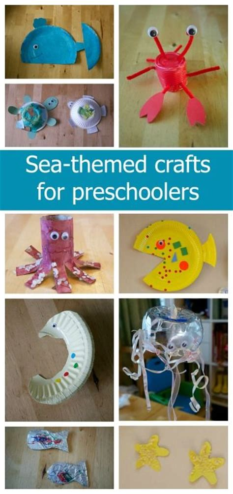 sea creature crafts for 25 best ideas about sea creatures crafts on