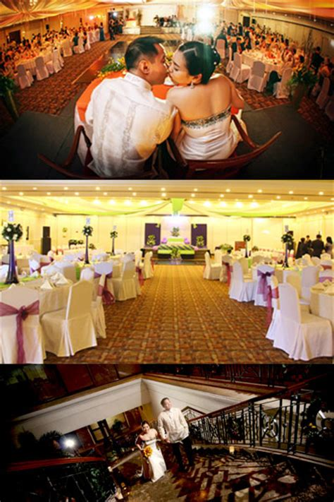 wedding packages in cavite the orchard golf and country club cavite garden wedding cavite garden wedding reception