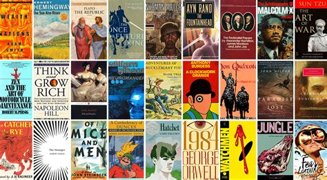 best books required reading the 50 best books for hiconsumption