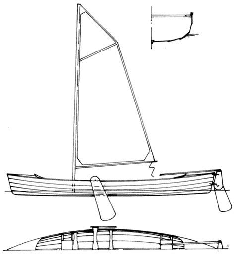 canoes drawing polynesian sailing canoes construction plans diy