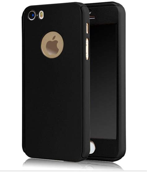 Iphone Iphone 5s Cracker Cover apple iphone 5s plain cases tecozo black plain back covers at low prices snapdeal india