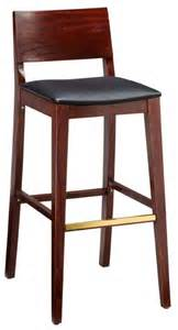 Resturant Bar Stools Wood Bar Stool 2438 Half Back Bar Stool Restaurant Bar