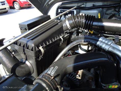 2 5 Jeep Engine 2000 Jeep Wrangler Se 4x4 2 5 Liter Ohv 8 Valve 4 Cylinder