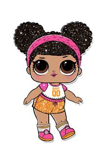 Lol Doll Glitter Series Ori lol glitter series hoops m v p l o l mvp new doll basketball in ebay