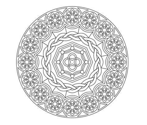mandala coloring pages livro 4 para voc 234 criar o seu pr 243 prio livro de colorir de