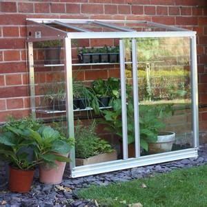 superior lean  mini greenhouse harrod horticultural uk
