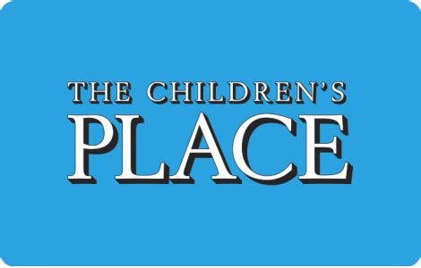 Children S Place Gift Card Balance Usa - the children s place