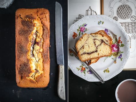 kuchen wenig zucker zimtschneckenkuchen kastenkuchen zucker zimt und liebe