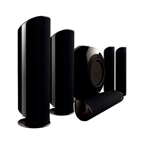 home theater reviews kef kht5005 2 5 1 home theater
