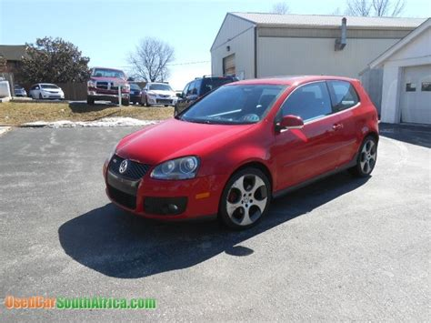 2006 Volkswagen Gti For Sale by 2006 Volkswagen Gti Used Car For Sale In Cape Town South