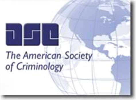 american society trends american society of criminology 2012 annual meeting