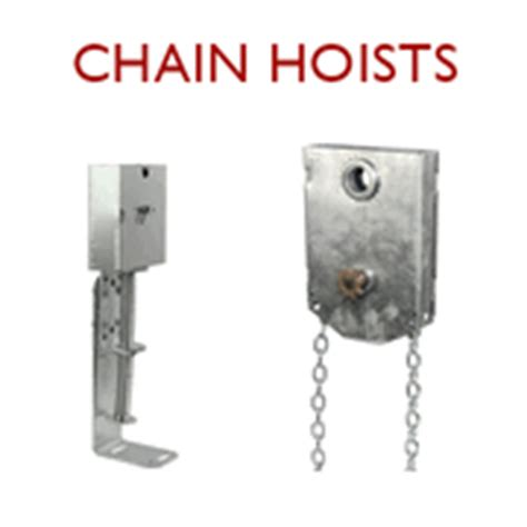 Garage Door Chain Hoist Garage Door Parts Replacement And Repair Parts