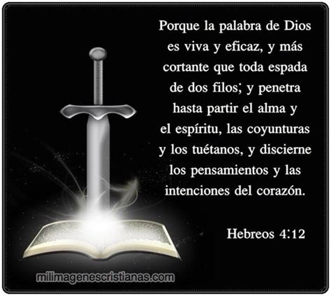 la palabra de dios puede salvar vuestras almas la palabra de dios es tan fuerte que penetra hasta partir