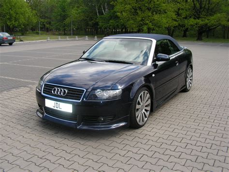 Audi A 4 2004 by 2004 Audi A4 Cabriolet Pictures Information And Specs