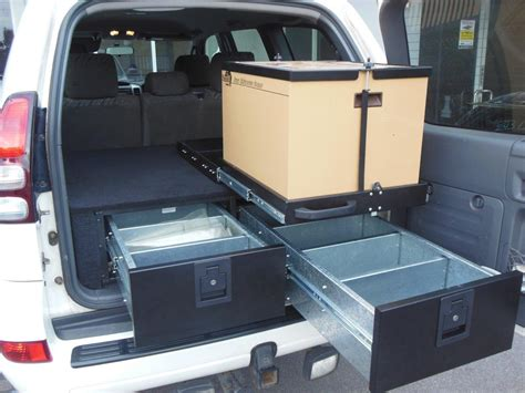 Drawer Systems For 4wd by Tracklander 4wd Drawer System Jaram Australia