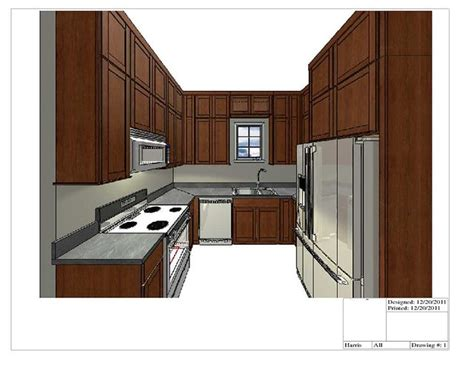 10 by 10 u shaped kitchen design interior home page