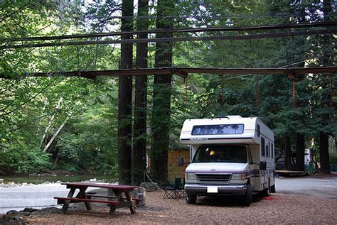 Riverside Cground And Cabins by Riverside Cground And Cabins One Of The Best Big Sur California Cgrounds Photographs