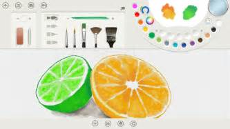 the new fresh paint comes to windows 8 1 and windows phone