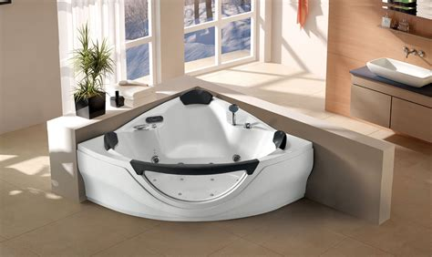 jacuzzi whirlpool bathtub w massage jets heated spa hot