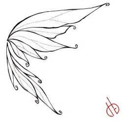 fairy wings drawing on pinterest fairy wing tattoos
