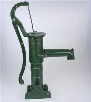 Wasser Handpumpe Garten by Garten Schwengelpumpe Handpumpe Brunnen Wasser Pumpe