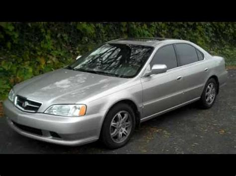 how to fix cars 1999 acura rl navigation system for sale 1999 acura 3 2 tl sedan w 68k miles 6 000 youtube
