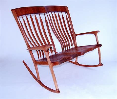 Handmade Wooden Rocking Chairs - custom wooden rocking chairs handmade jewlery bags
