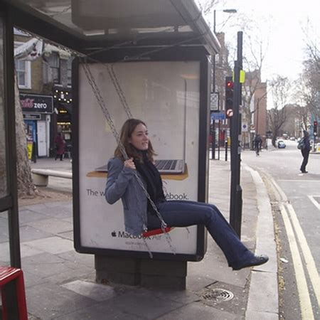 swing stop 15 unusual and creative bus stops