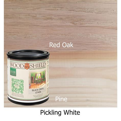 qt pickling white woodshield interior stain pickling qt