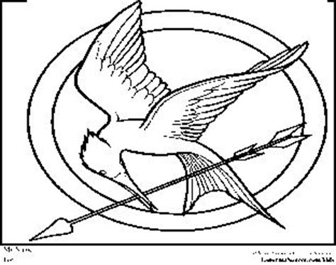 free coloring pages hunger games hunger games coloring pages logo coloring pages