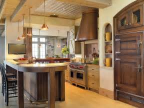 rustic kitchen cabinets pictures options tips amp ideas