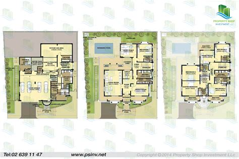 layout of rooms in a house al forsan village apartment properties villa townhouse