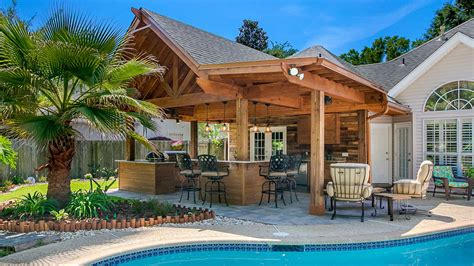 House Plans With Pool House by New Orleans Outdoor Kitchens Contractor Custom Outdoor