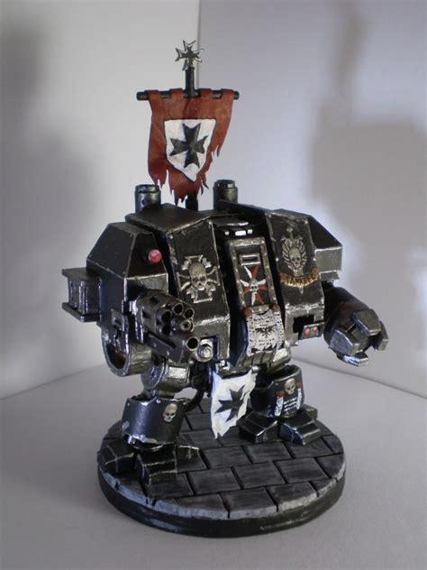 Warhammer 40k Papercraft - warhammer 40k papercraft tankred by shryodingerakot on