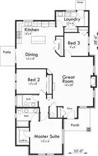 Cost Efficient Floor Plans by Cost Efficient House Plans Empty Nester House Plans