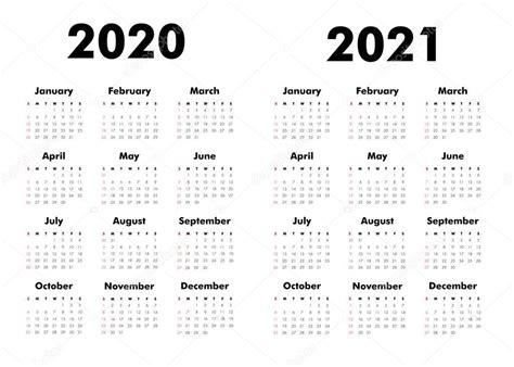 vector calendar   years week starts sunday stationery calender stock vector  brazzik