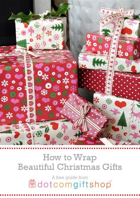 christmas gift wrapping guide dotcomgiftshop blog