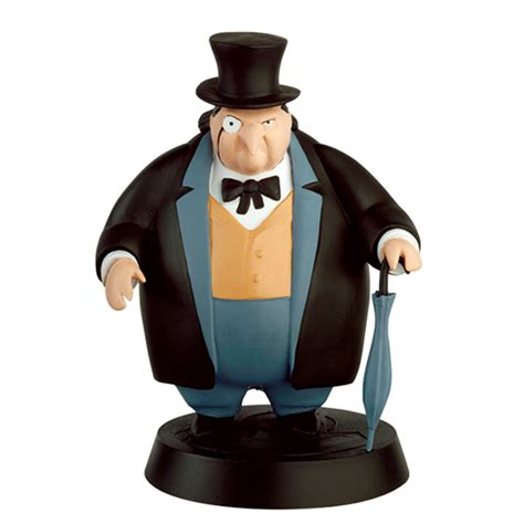 batman animated series figurines penguin figurine