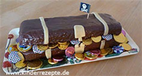 schatztruhe kuchen rezept schatztruhe kinderrezepte de