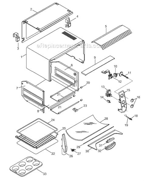 Delonghi Toaster Oven Replacement Parts Delonghi Toaster Oven Replacement Parts Delonghi Xu625w