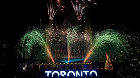 new year photo cards canada adjustments made to nye at nathan phillips square due to