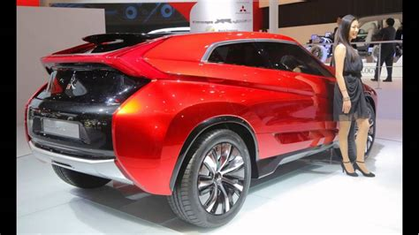expander mitsubishi red mitsubishi xm concept previews 2017 youtube