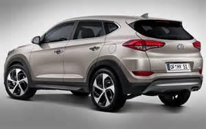 2016 Hyundai Ix35 Hyundai Tucson Ix35 2016 V 237 Deo Fotos E Especifica 231 245 Es