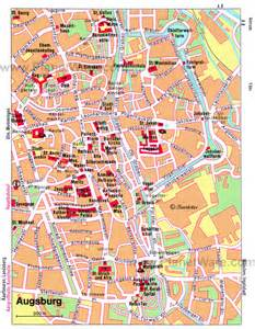 Augsburg Germany Map by 10 Top Rated Tourist Attractions In Augsburg Planetware